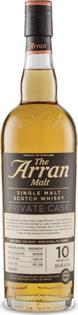 The Arran Malt Scotch Single Malt Private Cask 750ml